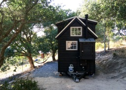 Our First Several Nights: Getting to Know Our Tiny House's Quirks
