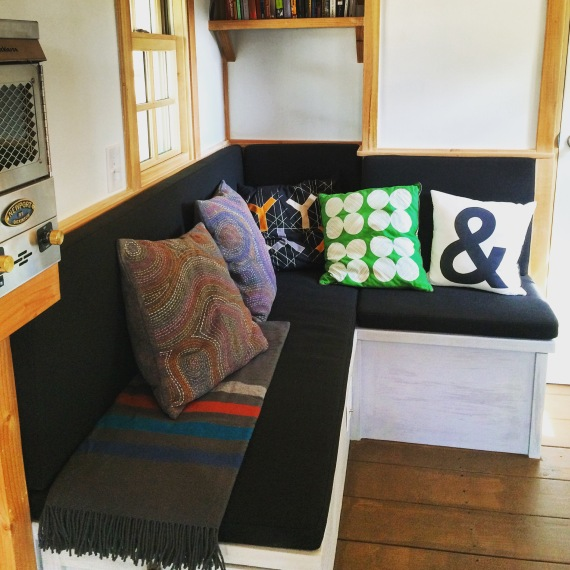 lounge corner